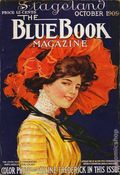 Blue Book (1905-1956 Story-Press/Consolidated/McCall) Pulp Vol. 9 #6