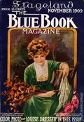 Blue Book (1905-1956 Story-Press/Consolidated/McCall) Pulp Vol. 10 #1