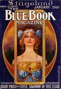 Blue Book (1905-1956 Story-Press/Consolidated/McCall) Pulp Vol. 10 #3