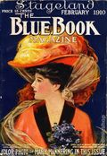 Blue Book (1905-1956 Story-Press/Consolidated/McCall) Pulp Vol. 10 #4