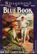 Blue Book (1905-1956 Story-Press/Consolidated/McCall) Pulp Vol. 11 #1