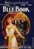 Blue Book (1905-1956 Story-Press/Consolidated/McCall) Pulp Vol. 11 #2