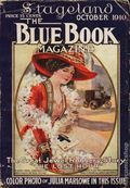 Blue Book (1905-1956 Story-Press/Consolidated/McCall) Pulp Oct 1910