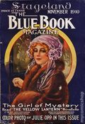 Blue Book (1905-1956 Story-Press/Consolidated/McCall) Pulp Vol. 12 #1