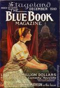 Blue Book (1905-1956 Story-Press/Consolidated/McCall) Pulp Vol. 12 #2