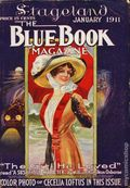 Blue Book (1905-1956 Story-Press/Consolidated/McCall) Pulp Vol. 12 #3