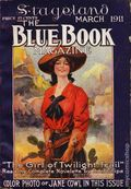 Blue Book (1905-1956 Story-Press/Consolidated/McCall) Pulp Vol. 12 #5