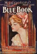 Blue Book (1905-1956 Story-Press/Consolidated/McCall) Pulp Vol. 13 #1
