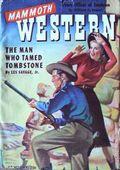 Mammoth Western (1945-1951 Ziff-Davis) Pulp Vol. 2 #1