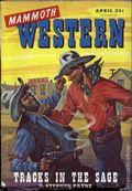 Mammoth Western (1945-1951 Ziff-Davis) Pulp Vol. 2 #2