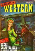 Mammoth Western (1945-1951 Ziff-Davis) Pulp Vol. 2 #3