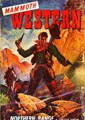 Mammoth Western (1945-1951 Ziff-Davis) Pulp Vol. 2 #5
