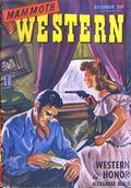 Mammoth Western (1945-1951 Ziff-Davis) Pulp Vol. 2 #6