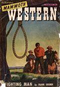 Mammoth Western (1945-1951 Ziff-Davis) Pulp Vol. 4 #1