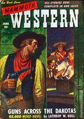 Mammoth Western (1945-1951 Ziff-Davis) Pulp Vol. 4 #6