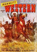 Mammoth Western (1945-1951 Ziff-Davis) Pulp Vol. 4 #8