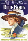 Blue Book (1905-1956 Story-Press/Consolidated/McCall) Pulp Vol. 13 #4