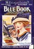 Blue Book (1905-1956 Story-Press/Consolidated/McCall) Pulp Vol. 13 #5