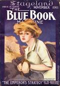Blue Book (1905-1956 Story-Press/Consolidated/McCall) Pulp Vol. 14 #1
