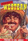 Mammoth Western (1945-1951 Ziff-Davis) Pulp Vol. 5 #3
