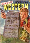 Mammoth Western (1945-1951 Ziff-Davis) Pulp Vol. 5 #5