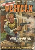 Mammoth Western (1945-1951 Ziff-Davis) Pulp Vol. 5 #8