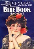 Blue Book (1905-1956 Story-Press/Consolidated/McCall) Pulp Vol. 16 #3