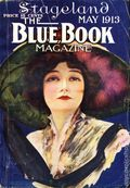 Blue Book (1905-1956 Story-Press/Consolidated/McCall) Pulp Vol. 17 #1