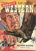 Mammoth Western (1945-1951 Ziff-Davis) Pulp Vol. 6 #1