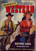 Mammoth Western (1945-1951 Ziff-Davis) Pulp Vol. 6 #2