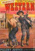 Mammoth Western (1945-1951 Ziff-Davis) Pulp Vol. 6 #9