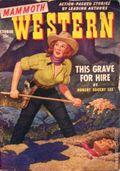 Mammoth Western (1945-1951 Ziff-Davis) Pulp Vol. 6 #10