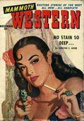 Mammoth Western (1945-1951 Ziff-Davis) Pulp Vol. 6 #11