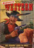 Mammoth Western (1945-1951 Ziff-Davis) Pulp Vol. 6 #12