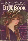 Blue Book (1905-1956 Story-Press/Consolidated/McCall) Pulp Vol. 18 #1