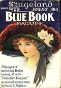 Blue Book (1905-1956 Story-Press/Consolidated/McCall) Pulp Vol. 18 #3