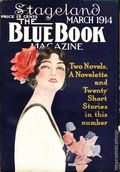 Blue Book (1905-1956 Story-Press/Consolidated/McCall) Pulp Vol. 18 #5