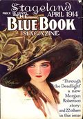 Blue Book (1905-1956 Story-Press/Consolidated/McCall) Pulp Vol. 18 #6