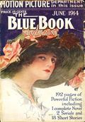 Blue Book (1905-1956 Story-Press/Consolidated/McCall) Pulp Vol. 19 #2