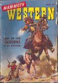 Mammoth Western (1945-1951 Ziff-Davis) Pulp Vol. 4 #4