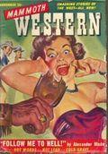 Mammoth Western (1945-1951 Ziff-Davis) Pulp Vol. 5 #11