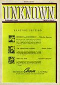 Street and Smith's Unknown (1939-1941 Street & Smith) Pulp Feb 1941