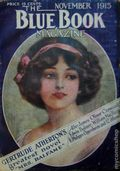 Blue Book (1905-1956 Story-Press/Consolidated/McCall) Pulp Vol. 22 #1