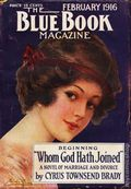 Blue Book (1905-1956 Story-Press/Consolidated/McCall) Pulp Vol. 22 #4
