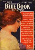 Blue Book (1905-1956 Story-Press/Consolidated/McCall) Pulp Vol. 23 #4