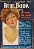 Blue Book (1905-1956 Story-Press/Consolidated/McCall) Pulp Vol. 23 #5