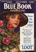Blue Book (1905-1956 Story-Press/Consolidated/McCall) Pulp Dec 1916