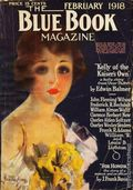 Blue Book (1905-1956 Story-Press/Consolidated/McCall) Pulp Feb 1918