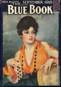 Blue Book (1905-1956 Story-Press/Consolidated/McCall) Pulp Sep 1918