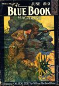 Blue Book (1905-1956 Story-Press/Consolidated/McCall) Pulp Vol. 29 #2